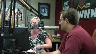 Part 2 of 3: Choya Harden of RelyLocal Asheville on Leah McGrath's Ingle's Radio Show