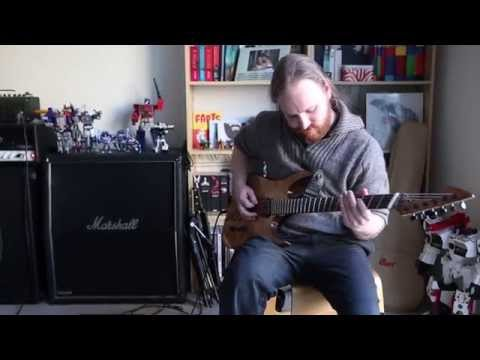 Ormsby Guitars HypeMachine Multiscale MEATUP with Psycroptic's Joe Haley