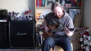 Ormsby Guitars HypeMachine Multiscale MEATUP with Psycroptic