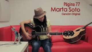Marta Soto - Pagina 77 [Canción Original]