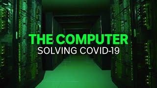 The supercomputer helping us understand how coronavirus spreads | ABC News