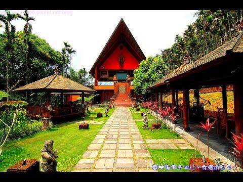 烏布雨林峇里島主題餐廳 - YouTube