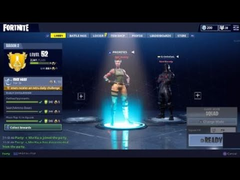 How To Play Fortnite When You Cant Join Friends