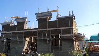 видео Опилкобетон для строительства домов