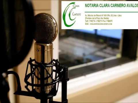Entrevista al Dra Miryam Acevedo Mendoza - Radio Latina 990 AM 05-03-16