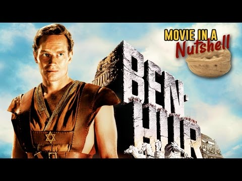 Ben Hur Movie In A Nutshell Youtube