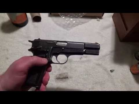 First look at Israeli-Marked FN Hi-Power