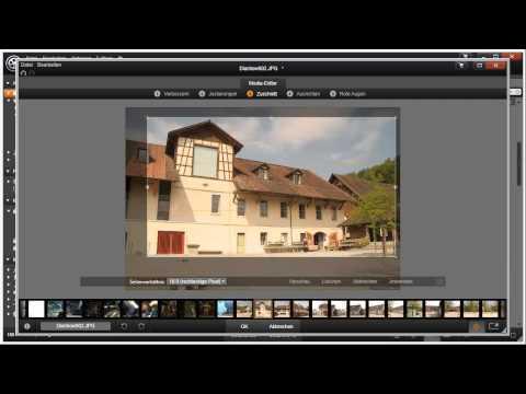 Fotos anpassen mit Pinnacle Studio 16 und 17 Video 29 von 114