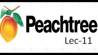 Peachtree Accounting Tutorials(payroll formula and payroll entry)