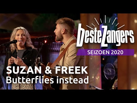 Suzan En Freek - Butterflies Instead