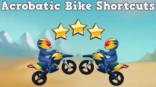 [Bike Race] shortcuts #2 Acrobatic Bike