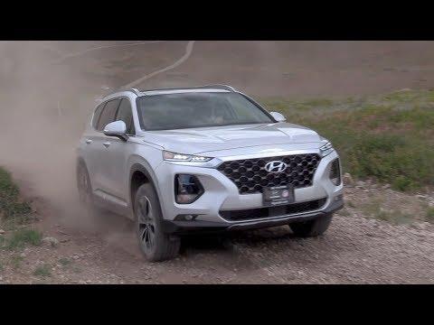 2019 Hyundai Santa Fe Off-Road (US Spec)