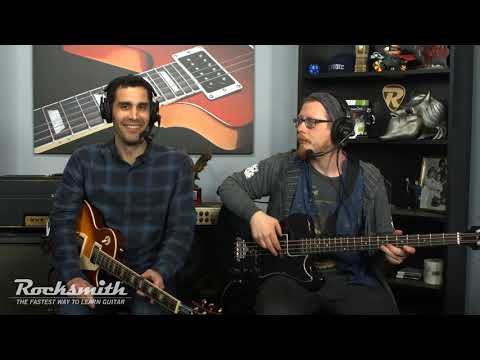 Rocksmith Remastered - Variety Song Pack XXI - Live from Ubisoft Studio SF