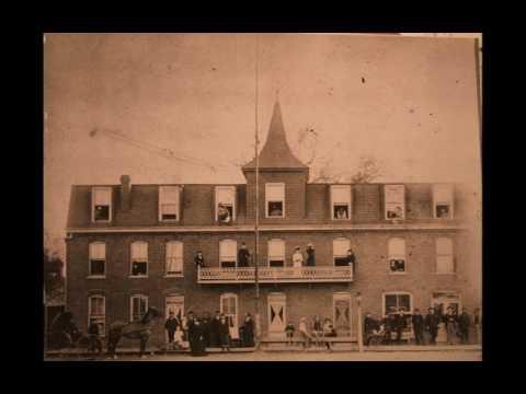 The History of Eldon, Iowa