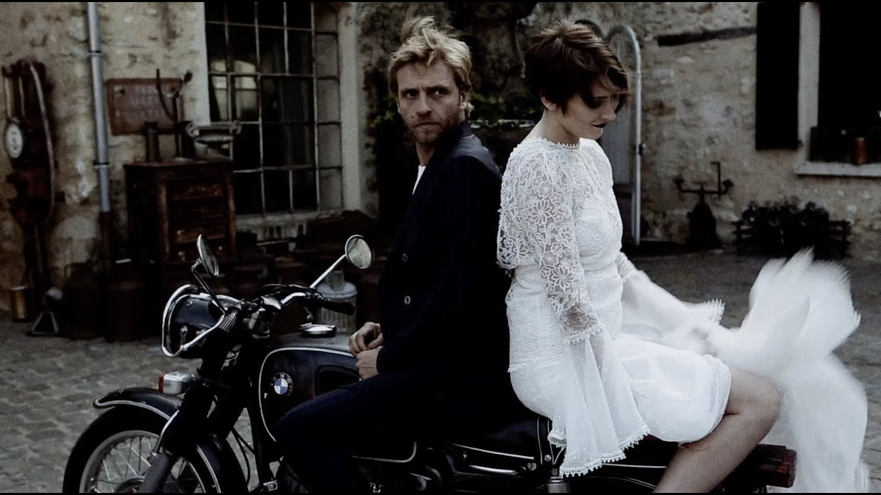 Wedding Gainsbourg inspiration