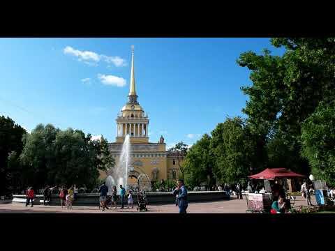 Здание Главного Адмиралтейства, Санкт-Петербург (Main Admiralty Building, St. Petersburg)