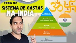 Como FUNCIONA o SISTEMA de CASTAS na Índia #sumit gallarylife