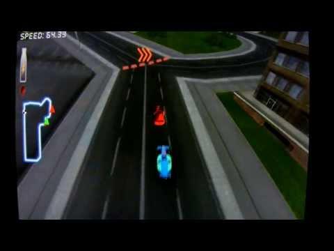 Street Circuit Car Racing Speed  Drive 3D
