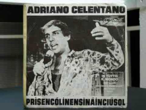 Adriano Celentano - Prisencolinensinainciusol  1972