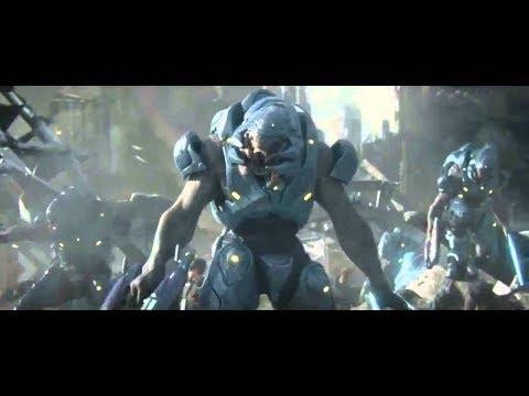 Космические спартанцы (фантастика про инопланетян) HD - Видео онлайн