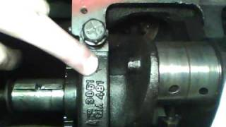 How to Check Bearing Clearances Plastigage - Engine Rebuild Do It Yourself (Part One)