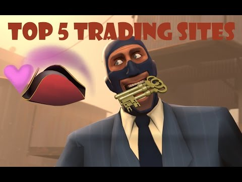 Top Trading Sites Tf2