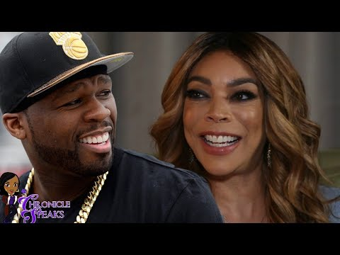 Wendy Williams Makes Her Way Into 50 Cents Party Despite Being Blacklisted