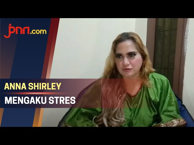 Pesinetron Anna Shirley Mengaku Stres saat Isoman - JPNN.com