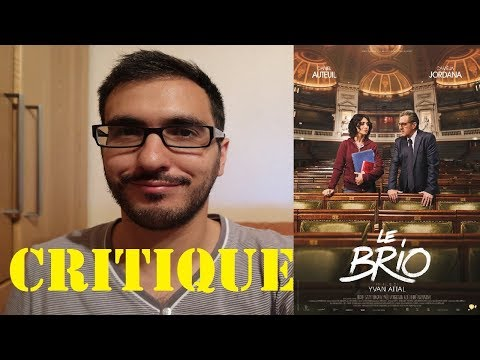 LE BRIO - CRITIQUE POST-PROJECTION streaming vf