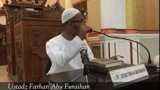 Ust. Farhan Abu Furaihan, Dimana Allah?