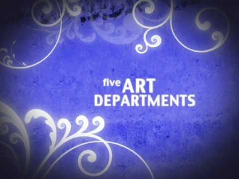 ARTISTS GUILD DEPARTMENTS