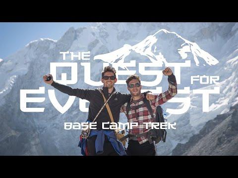 The Quest For Everest: Ep 3 - Everest Base Camp Trek, Nepal [Backpacking Documentary]