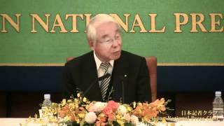 井戸敏三 関西広域連合長・兵庫県知事 2011.1.19