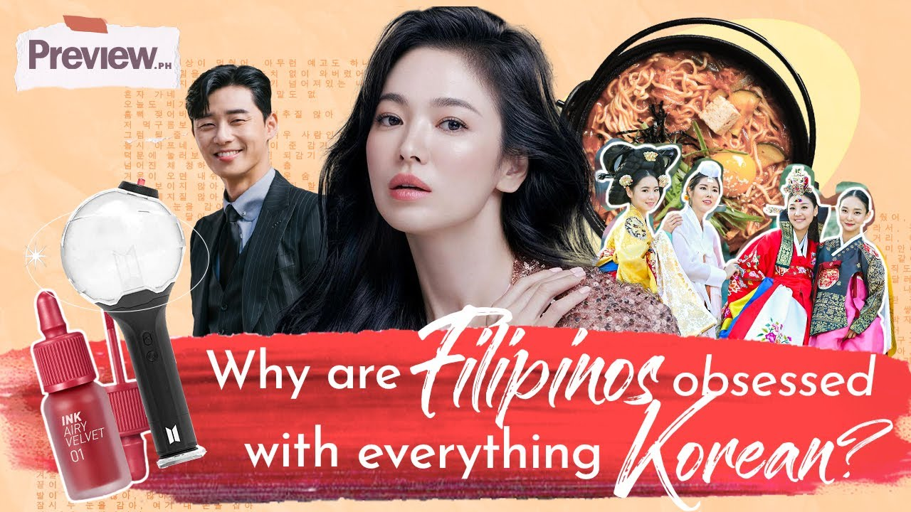Why Are Filipinos Obsessed with Everything Korean?   The TLDR   PREVIEW