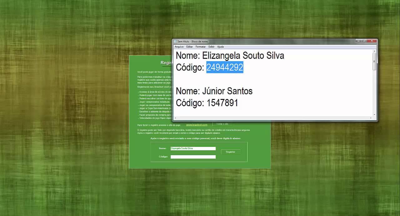 brasfoot 2013 gratis com registro