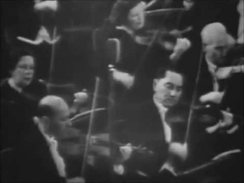 Рахманинов, Концерт № 3 для фортепиано - Ван Клиберн