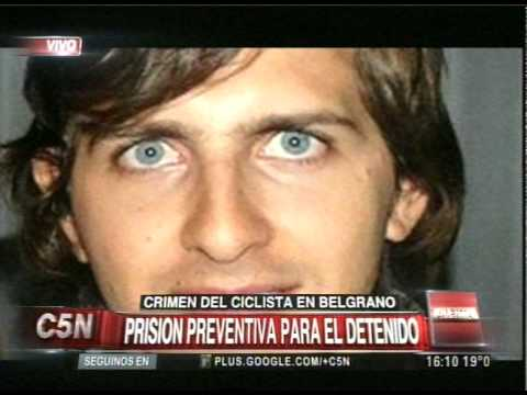 Crimen de Pablo Tonello