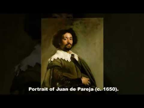 Famous Painting Masterpieces of Diego Velázquez A Spanish Painter
