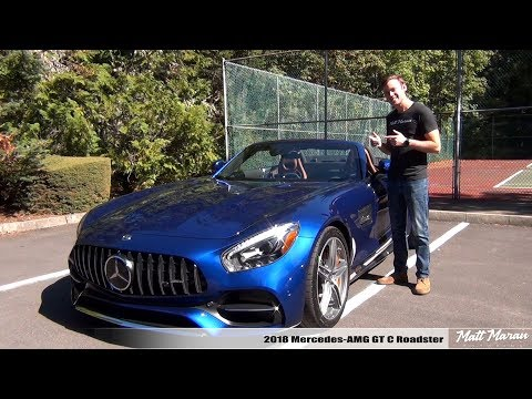 Review: 2018 Mercedes-AMG GT C Roadster