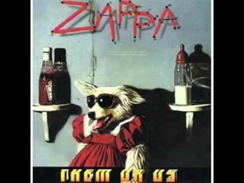 Ya Hozna - Frank Zappa featuring Steve Vai