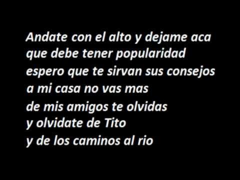 El Kuelgue - Bossa & People (Con Letra)