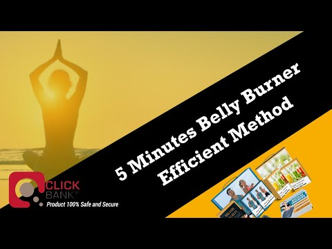 5-min-belly-burner---efficient-method-to-get-rid-of-stubborn-belly!!
