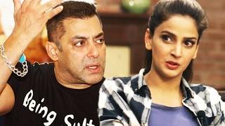 VIDEO - Salman Khan Gets Insulted By Pakistani Actress Saba Qamar