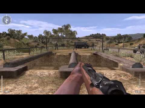 01. Medal of Honor: Pacific Assault - Realistic Difficulty Walkthrough - Intro & Boot Camp