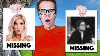 Rebecca Zamolo and Daniel are Missing! (Secret Meeting with Game Master & Event Date Location )
