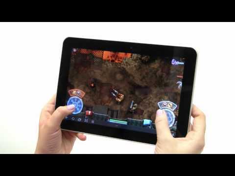 Видеообзор планшета Samsung GALAXY Tab 8.9