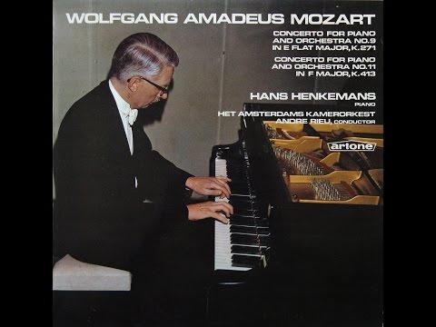 Wolfgang Amadeus Mozart - Piano Concerto No. 9