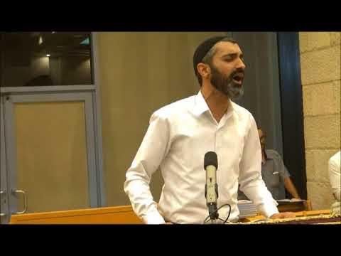 Mizrahi Jews Singing in Synagogue