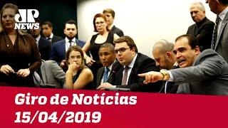 Giro de Notícias - 15/04/2019 - Primeira Edição