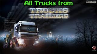 All Trucks from Trucks & Trailers